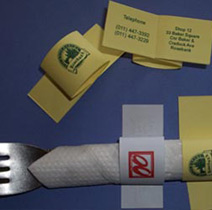 Cutlery Tags